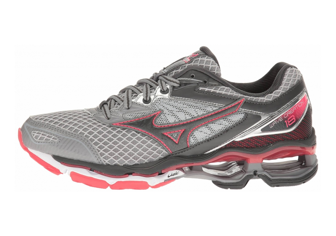 Mizuno Wave Creation 18 Dark Slate/Cayenne