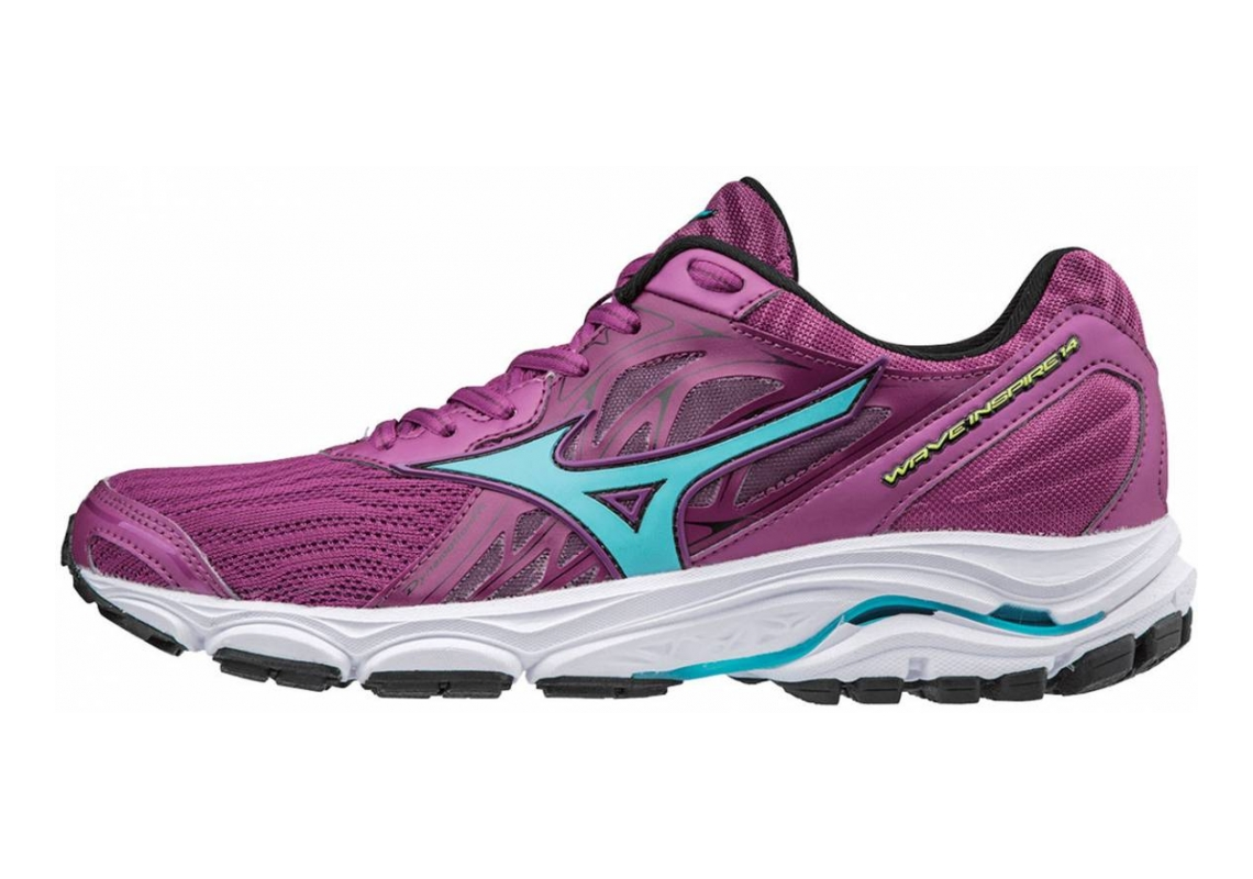 Mizuno Wave Inspire 14 Pink / Purple