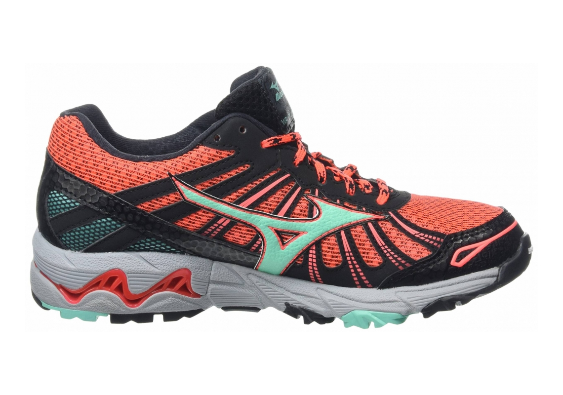 Mizuno Wave Mujin 3 GTX Orange