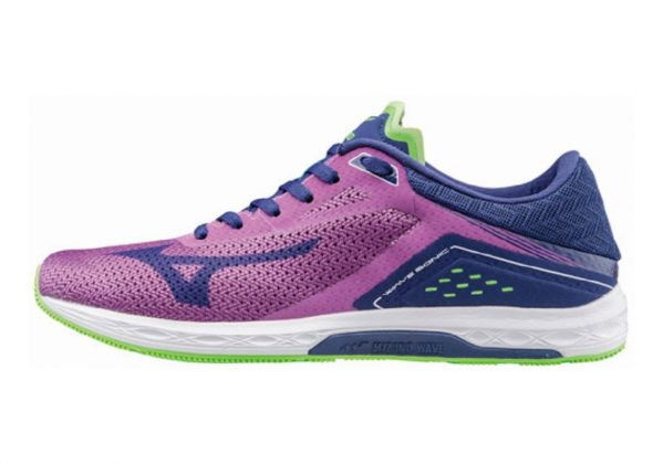 Mizuno Wave Sonic Purple