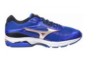 Mizuno Wave Legend 4 Blue (Skydiver/Silver/Clownfish)