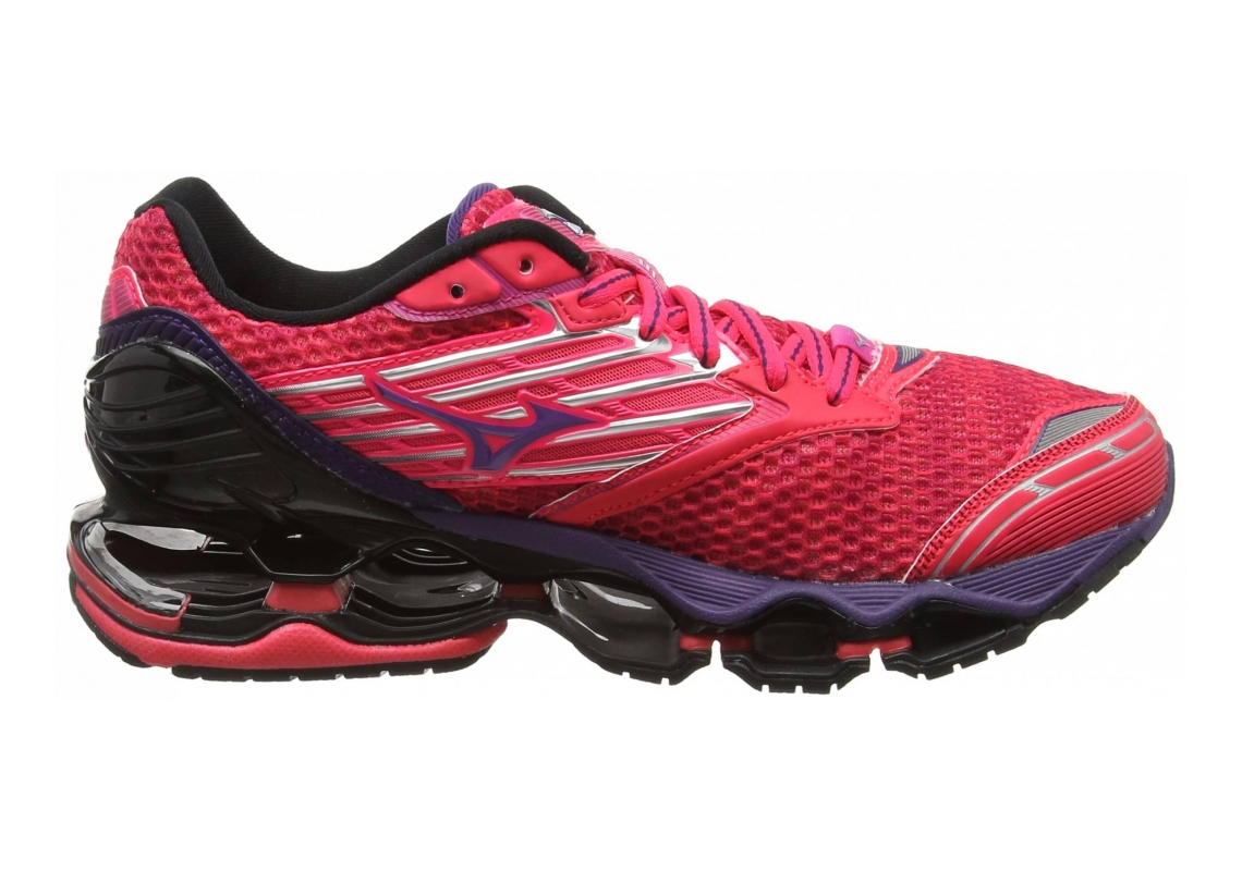Mizuno Wave Prophecy 5 Pink (Diva Pink/Mulberry Purple/Black)
