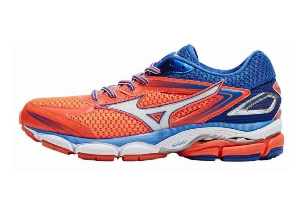 Mizuno Wave Ultima 8 Orange
