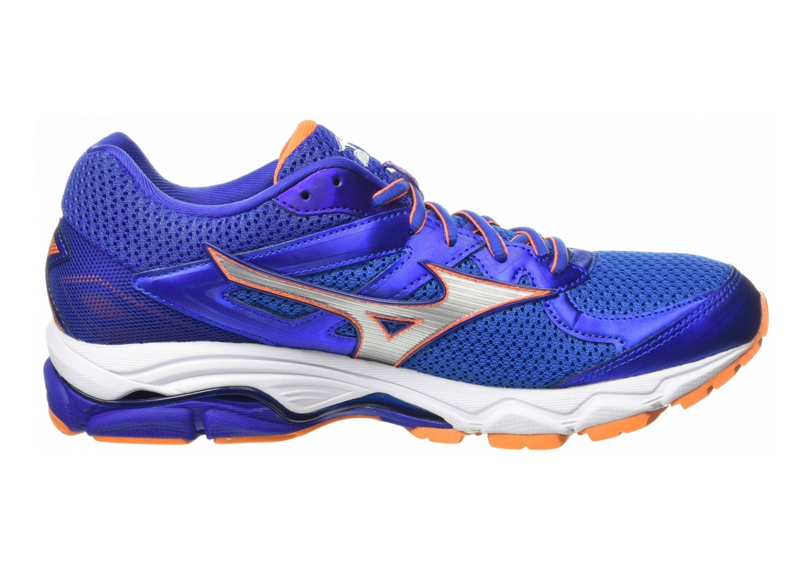 Mizuno Wave Ultima 8 Blue (Skydiver/Silver/Clownfish)