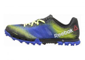 Reebok All Terrain Sprint Neon Yellow/Vital Blue/Black/White