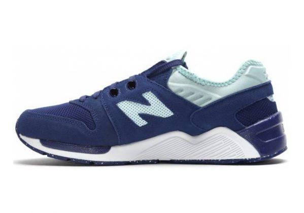 New Balance 009 blau (296)