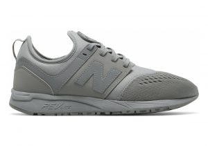 New Balance 247 Sport Grey with Blue