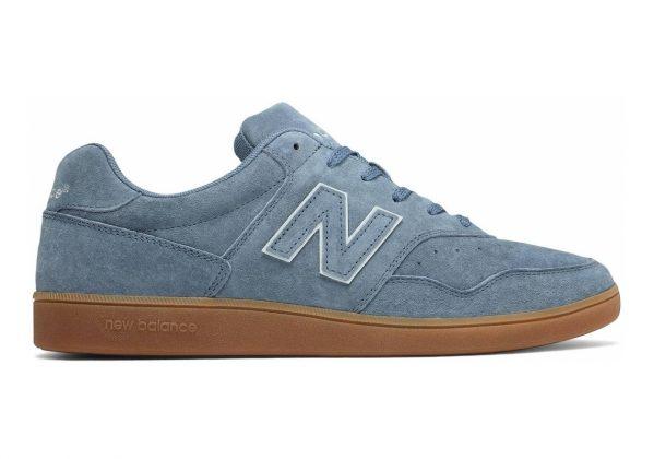 New Balance 288 Suede Pale Blue/Gum