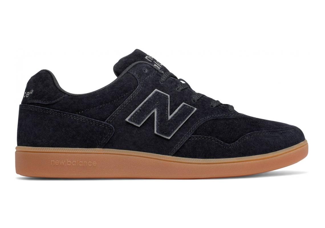 New Balance 288 Suede Black/Brown