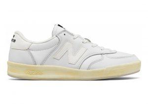 New Balance 300 Vintage White