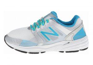 New Balance 3040 Silver/Blue