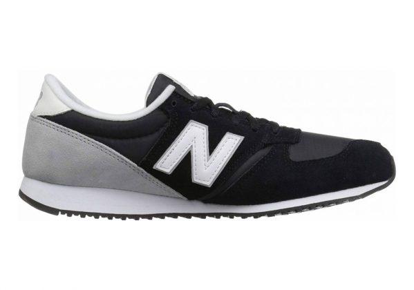 New Balance 420 70s Running Black/White