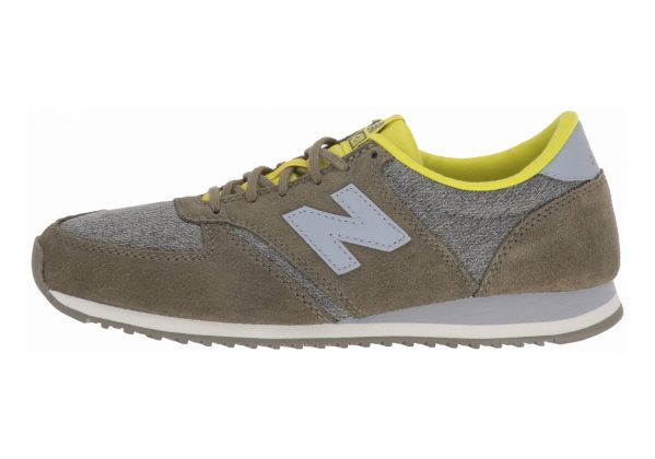 New Balance 420 Winter Heather Green