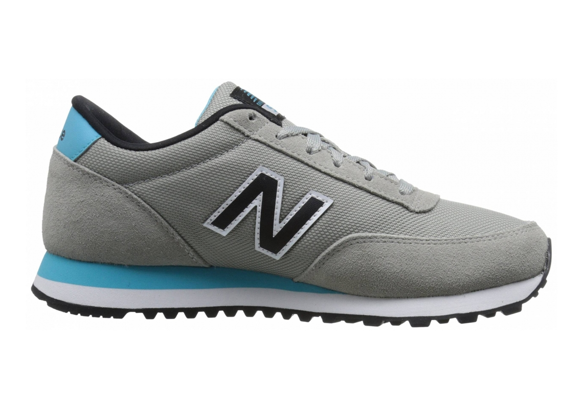 New Balance 501 Ballistic Grau/Blau