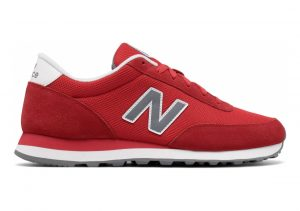New Balance 501 Core Red/Grey