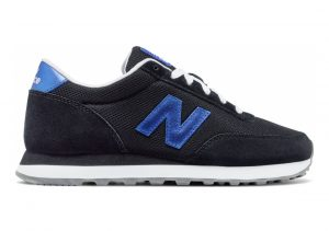 New Balance 501 Core Black/Vivid Cobalt Blue