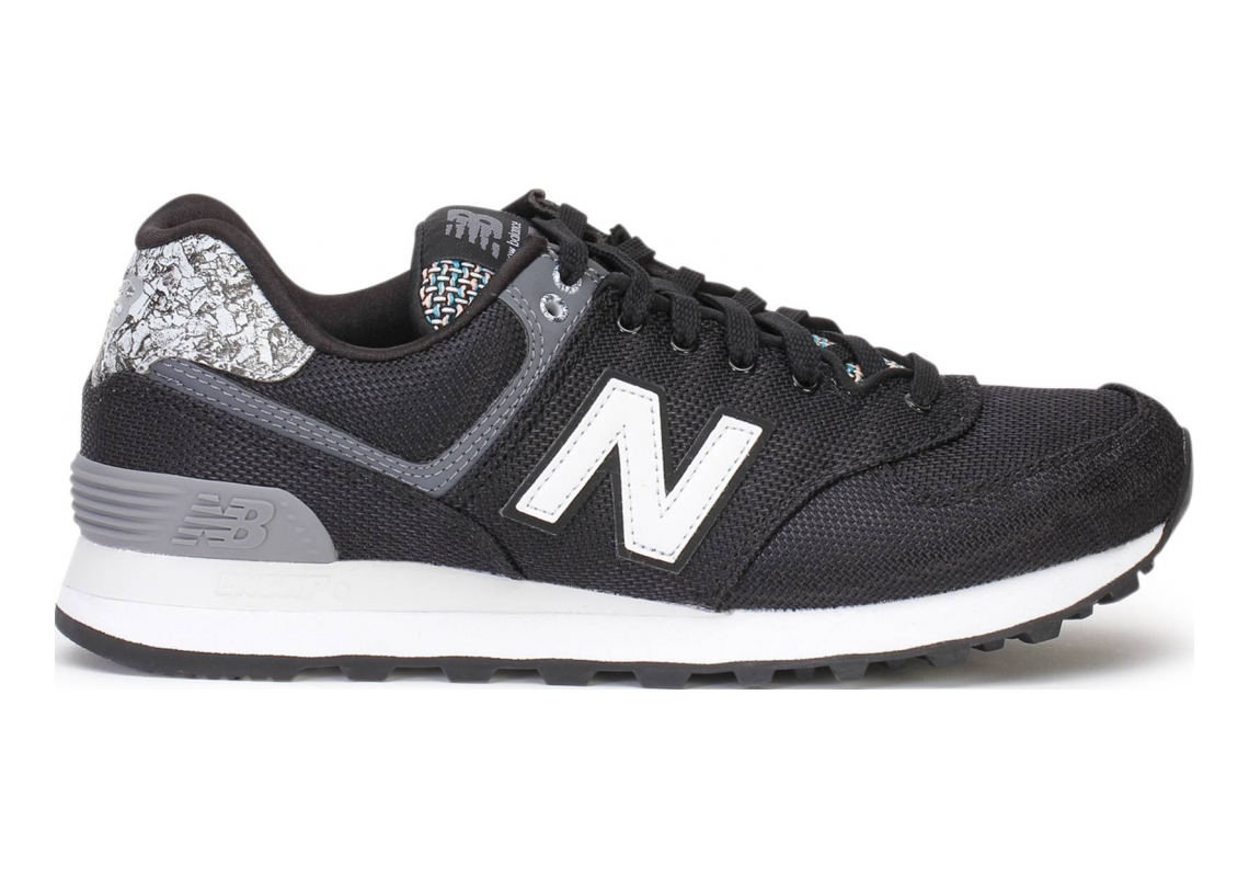 New Balance 574 Art School Black