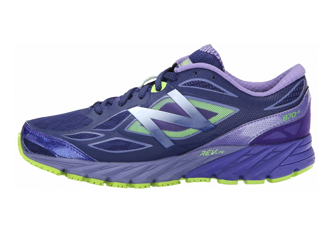 New Balance 870 v4 Green