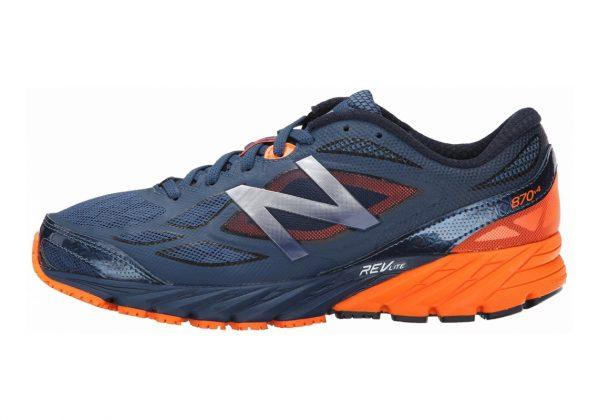 New Balance 870 v4 Grey / Orange