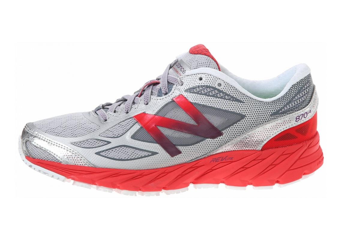New Balance 870 v4 Silver
