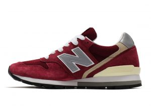New Balance 996 Burgundy
