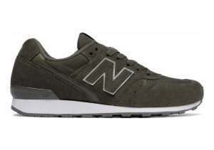 New Balance 996 Suede Green