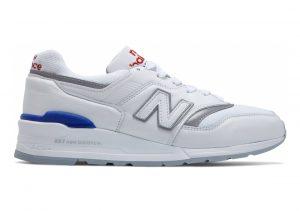 New Balance 997 Baseball Pack White
