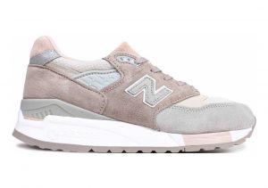 New Balance 998 Grey/White