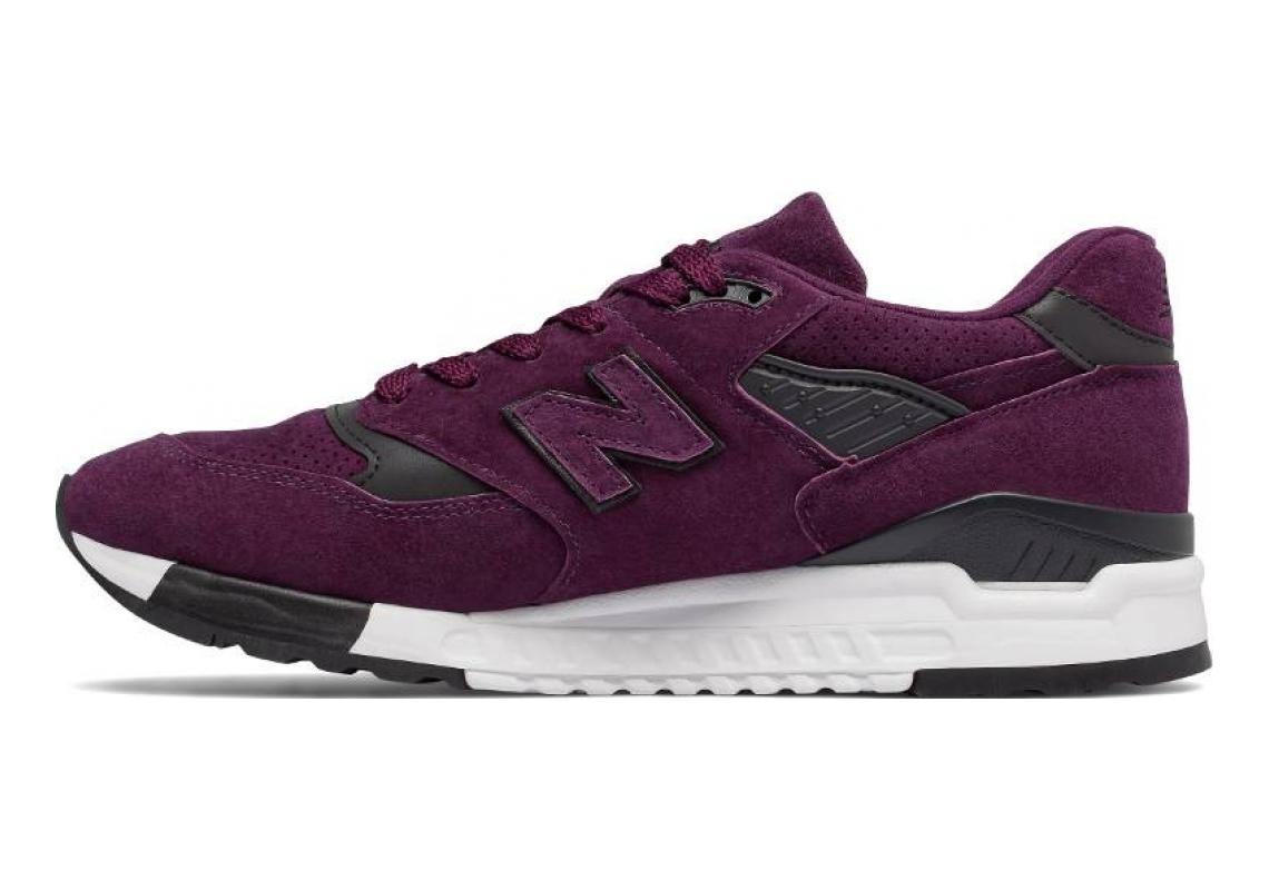 New Balance 998 Lila