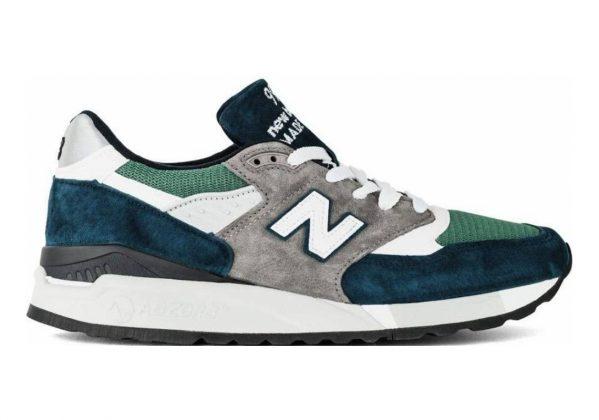 New Balance 998 Blue/Green