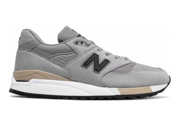 New Balance 998 Grey/Black