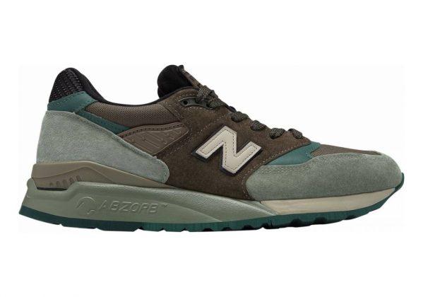 New Balance 998 Green/Grey