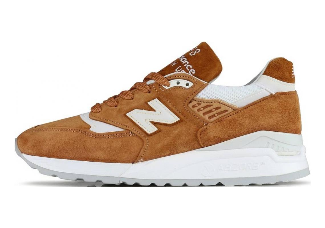 New Balance 998 Brown