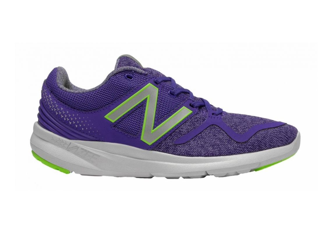New Balance Vazee Coast gris (Grey/Purple)
