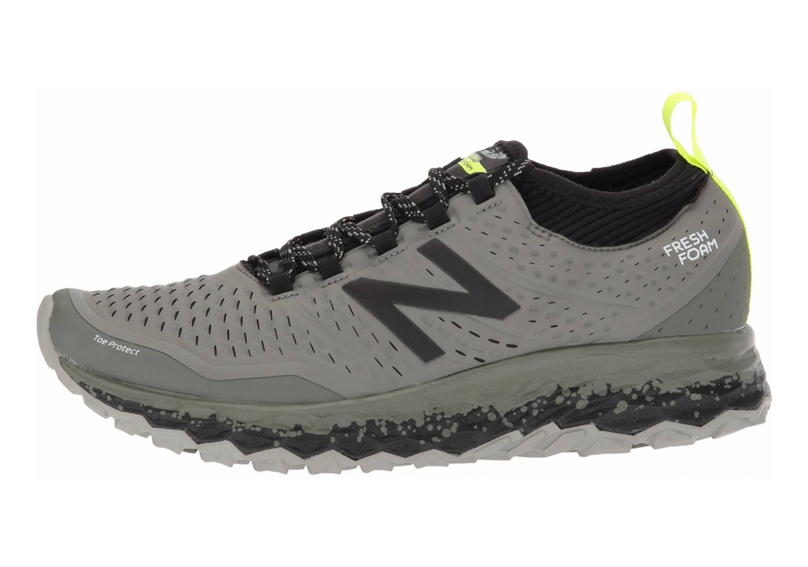 New Balance Fresh Foam Hierro v3 Grey