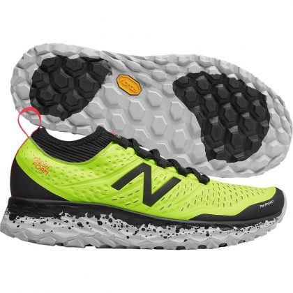 New Balance Fresh Foam Hierro v3 Yellow/black