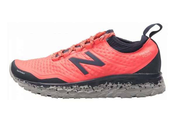 New Balance Fresh Foam Hierro v3 Pink (Pink/Navy)