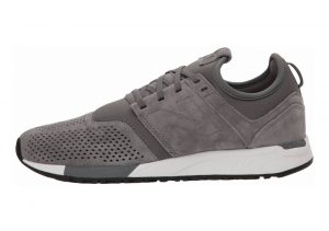 New Balance Suede 247 Grey