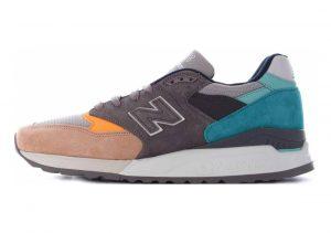 New Balance 998 Grey/Blue