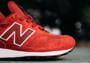 New Balance 1300 Red
