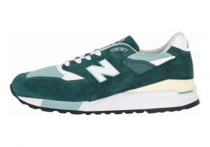 New Balance 998 Green