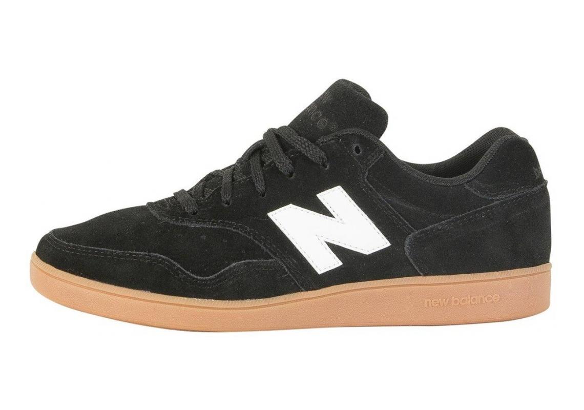 New Balance 288 Suede Black