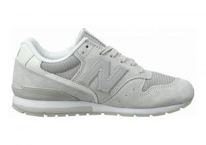 New Balance 996 Suede White