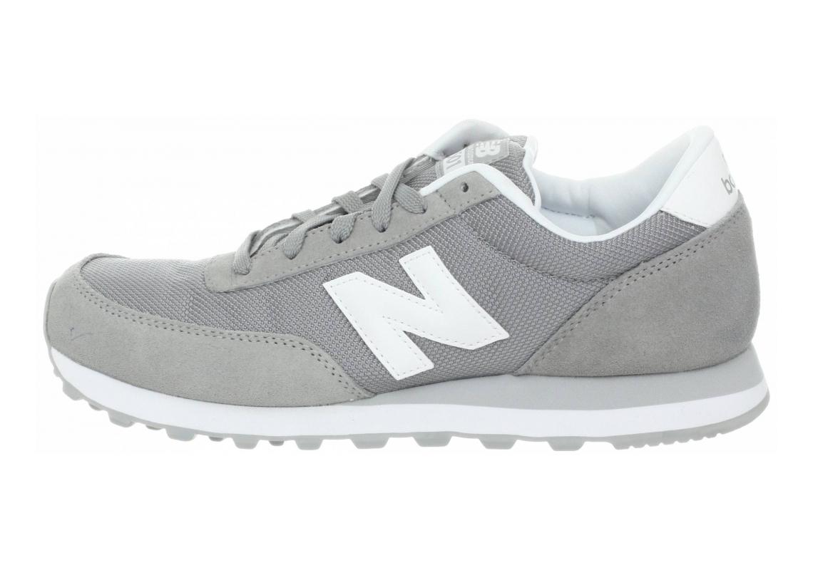 New Balance 501 Ballistic Grey with White