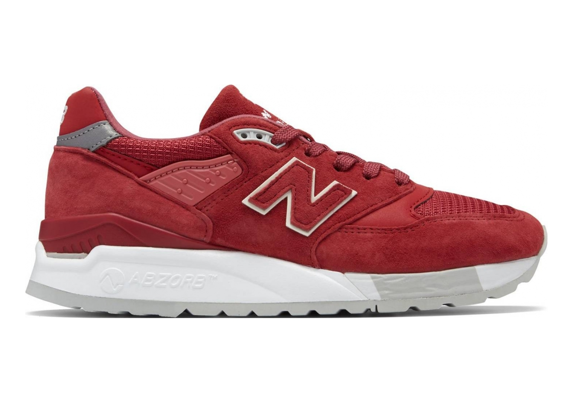 New Balance 998 Red