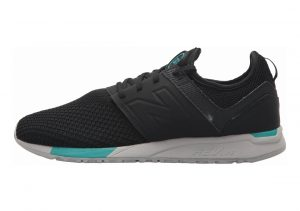 New Balance 247 Sport Black with Blue