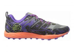 New Balance MT110 v2 Grey/Purple/Bright Cherry