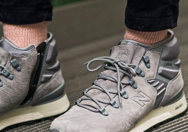 New Balance Niobium Grey