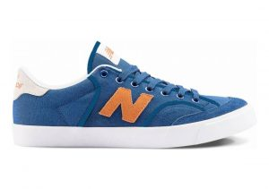 New Balance Pro Court 212 Blue with Orange