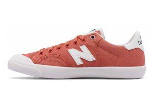 New Balance Pro Court Canvas Pink/White